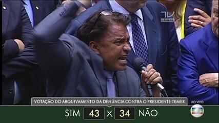 Veja como votaram dos deputados do estado do Pará