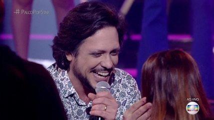 Lucio Mauro Filho canta 'Um certo alguém' e levanta especialistas!