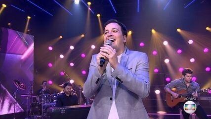 Na repescagem, Rafael Cortez canta De volta pro aconchego, de Dominguinhos