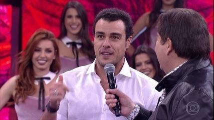 Joaquim Lopes está no 'Dança dos Famosos'
