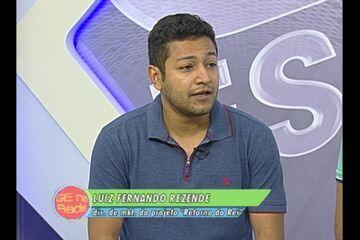 Confira a entrevista completa de Luiz Fernando Rezende ao GE na Rede