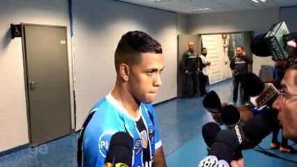 Pedro Rocha fala de boa partida e classificação do Grêmio na Libertadores