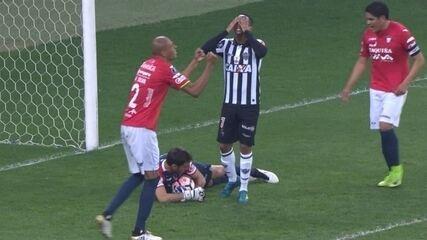 Confira os principais lances de Atlético-MG 0 x 0 Jorge Wilstermann, pela Libertadores