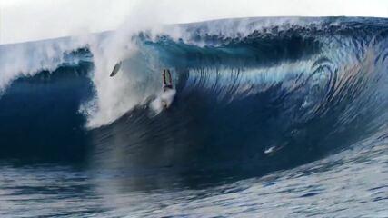 Confira a transmissão ao vivo no SporTV.com a etapa de Teahupoo, no Taiti, a mais temida de todos os surfistas