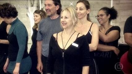 Nova bailarina do projeto de Ivaldo Bertazzo se reinventa