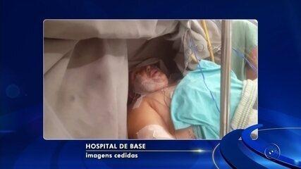 Moradora de Cedral canta ao passar por cirurgia para retirada do tumor no cérebro