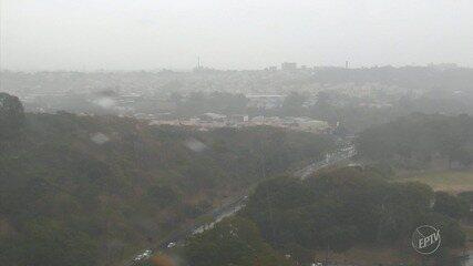Veja previsão do tempo para a região de Campinas