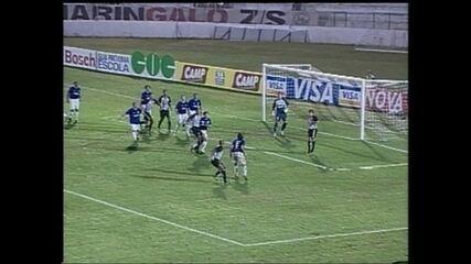 Paulista vence o Cruzeiro por 3 a 1 pelo primeiro jogo da semifinal da Copa do Brasil