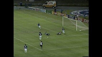 Cruzeiro vence o Paulista por 3 a 2 no jogo de volta da semifinal da Copa do Brasil