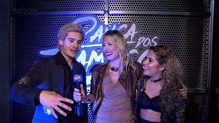 Nicolas Prattes comenta estreia na Dança dos Famosos