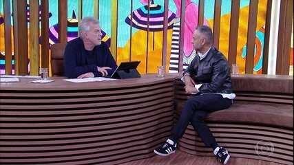 Francisco Costa fala sobre as influências que o levaram a trabalhar com moda