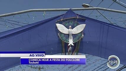 Taubaté realiza tradicional Festa da Imaculada
