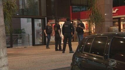 Justiça decreta prisão preventiva de cinco investigados na operação Rosa dos Ventos