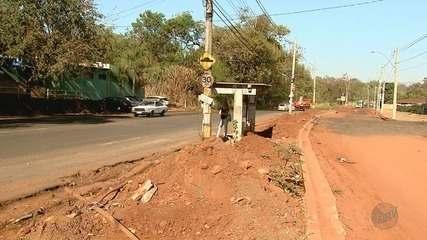 Duplicação de único acesso a bairro em Ribeirão Preto, SP, tem nova paralisação