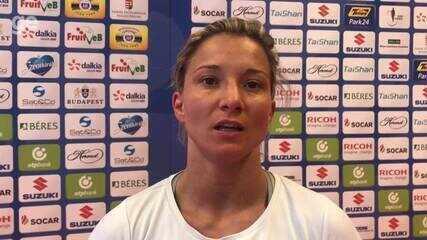 Maior judoca de Portugal comenta vitória sobre Rafaela Silva e orgulho de defender o país