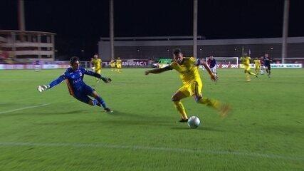 Melhores momentos de Flamengo 1 x 1 Paraná pela Copa da Primeira Liga