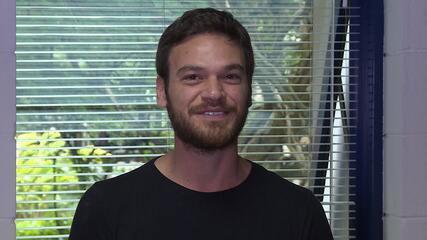 Emílio Dantas elogiou o trabalho de Elizangela em 'A Força do Querer'