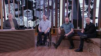 Herbert, João e Bi falam sobre a importância de Lulu Santos para o Paralamas