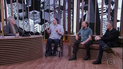 Herbert Vianna fala sobre encontros com Gil, Chico, Caetano e Paulinho da Viola