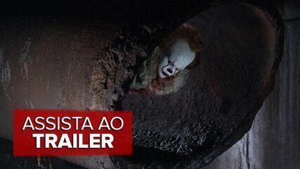 Assista ao trailer do remake de 'It – A coisa', clássico de Stephen King
