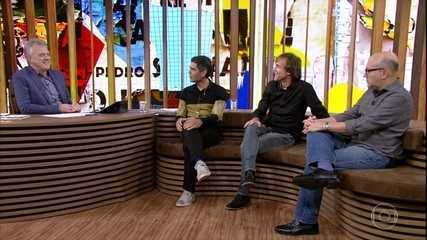 Dado Villa-Lobos e Marcelo Bonfá falam da convivência com Renato Russo no palco
