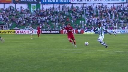 Melhores momentos: Juventude 2 x 1 Internacional pela 23ª rodada da série B do Brasileirão
