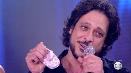 Lucio Mauro Filho revela que vai ser pai