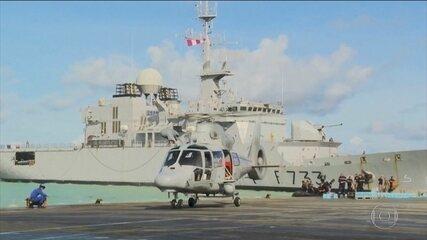 Territórios europeus no Caribe reforçam segurança após furacão