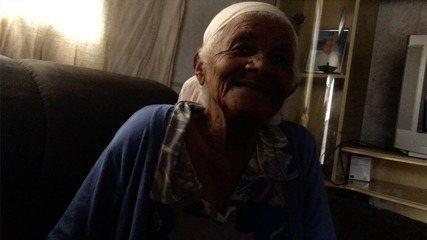Aos 119 anos, Deolinda relata aos risos o 'segredo' da longevidade