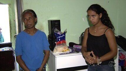 Com dificuldade, família pede ajudar para comprar comida e remédios, em Goiânia
