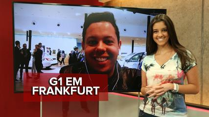 Veja as principais novidades do Salão do Automóvel de Frankfurt 2017