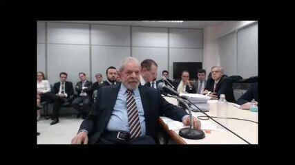 2º depoimento de Lula a Sérgio Moro – parte 2