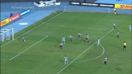 Botafogo e Grêmio empatam sem gols no Rio, e a vaga fica aberta para decisão na Arena