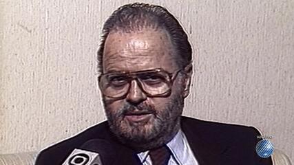 Morre aos 88 anos o ex-deputado Pedro Irujo