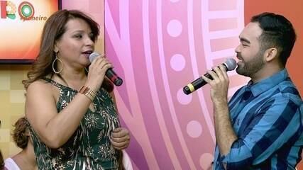 Parte 2: Cinara Nery interpretou 'Brasileira' de Lucinha Cabral