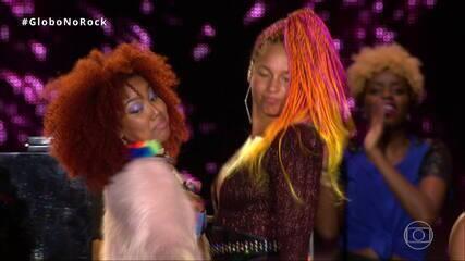 Alicia Keys recebe Dream Team do Passinho no Palco Mundo do Rock in Rio