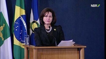 """""""Convivemos bem com as diferenças no Brasil"""", diz Raquel Dodge"""