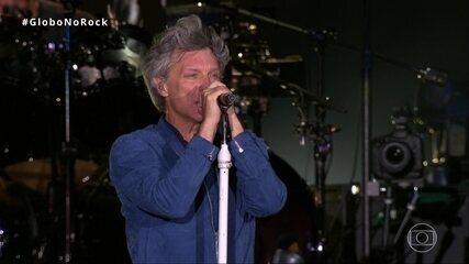 """Bon Jovi apresenta mais um sucesso do último disco: """"Knockout"""""""