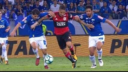 Defensores do Cruzeiro explicam como barraram Berrio e Guerrero na conquista sobre o Fla
