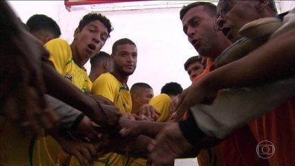 No ano passado,  Sete de Abril foi personagem de reportagem do Globo Esporte