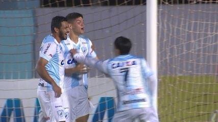 Os gols de Londrina 4 x 1 CRB, pela 27ª rodada do Campeonato Brasileiro da Série B