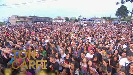Festival Promessas: assista ao show do Ton Carfi na íntegra