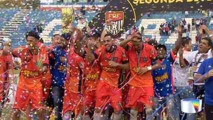 Manthiqueira é campeão da segunda divisão do paulista