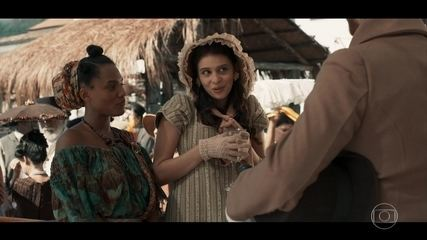 Catarina assusta pretendente arranjado por Maria Teresa