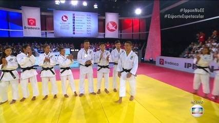 Juninho Bomba é o Samurai do Ippon