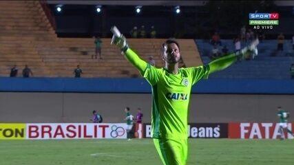 Melhores momentos de Goiás 2 x 0 Náutico