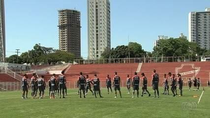 Jogadores do Vila Nova se reapresentam na segunda-feira