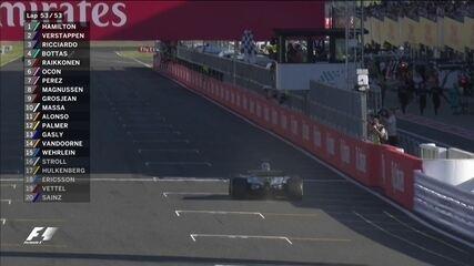 Lewis Hamilton conquista a vitória no GP do Japão de Fórmula 1