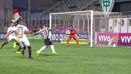 Atlético-MG 1x0 São Paulo