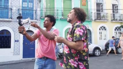 'Vumbora' vai ao Santo Antônio Além do Carmo